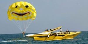 هیجان انگیزترین تفریحات دریایی در ساحل
